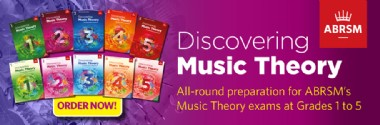ABRSM Discovering Music Theory