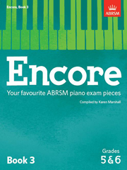 Encore: Piano Pieces