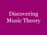 Discovering Music Theory