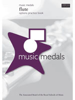 Music Medals Options Practice Book