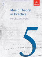 Music Theory in Practice Model Answers