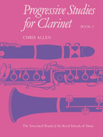 Progressive Studies for Clarinet
