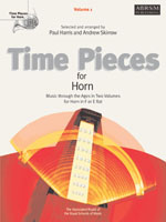 Time Pieces for Horn