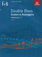 Double Bass Scales & Arpeggios
