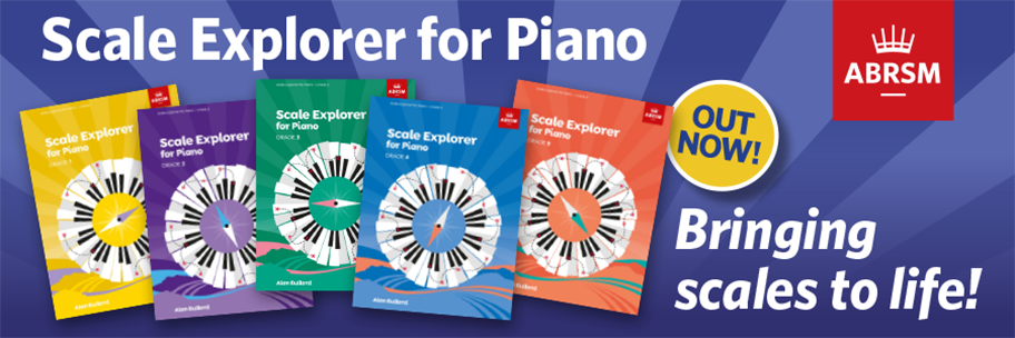 Scale Explorer for Piano