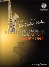 Christopher Norton Concert Collection for Alto Sax
