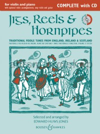 Jigs, Reels & Hornpipes (New Edition) (Complete)