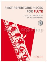 First Repertoire Pieces for Flute (New Edition)