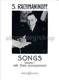 Songs With Piano Accomp 1