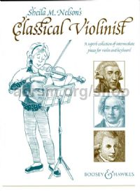Sheila Nelson's Classical Violinist