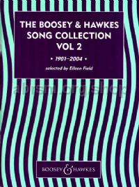 The Boosey & Hawkes Song Collection vol 2