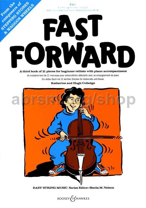 Katherine & Hugh Colledge - Fast Forward