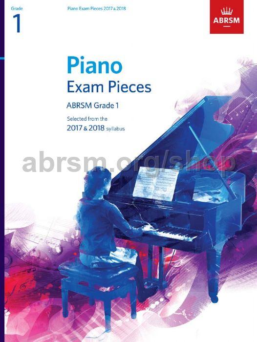 ABRSM 2021-2022 Piano exam pieces, GRADE 1 - YouTube