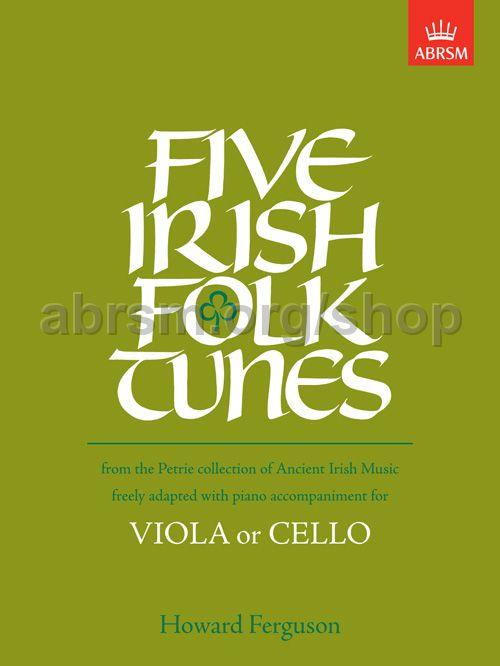 Howard Ferguson - Five Irish Folk Tunes