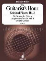 Guitarist's Hour (an Hour With The Guitar) 3: A Guitar Anthology