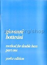 Method for Double Bass, Part 1