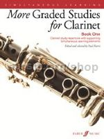 More Graded Studies for Clarinet, Book 1