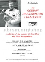 The Gordon Higginbottom Collection for Eb Tenor Horn and Piano