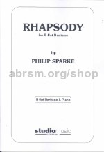 Rhapsody for Bb Baritone (Bass/Treble Clef edition)