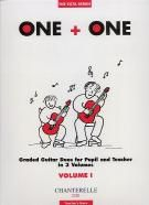 One + One, Vol.1 (Guitar Duet)