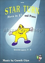 Star Turn for Horn in Eb and Piano