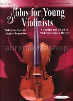 Solos for Young Violinists Book 2