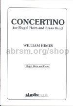 Concertino for Flugel Horn (Flugelhorn & Piano)
