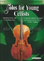 Solos for Young Cellists, Vol. 1