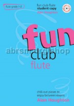 Fun Club Flute Grade 1-2 Student (Book & CD)