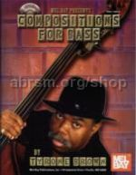 Compositions for Bass (Book & CD)