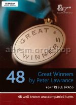 Great Winners for Treble Brass (+ CD) - Bb edition
