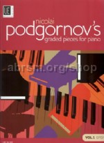 Graded Pieces for Piano, Volume 1 - Easy