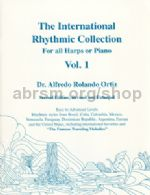 The International Rhythmic Collection Vol. 1 for harp