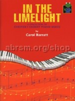 In the Limelight for piano