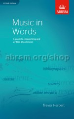 Music in Words, Second Edition