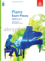Piano Exam Pieces 2015 & 2016, Grade 8