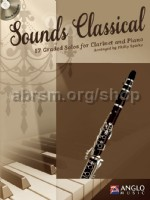Sounds Classical for Clarinet