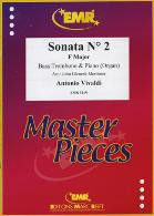 Sonata No. 2 in F (arr. bass trombone & piano)