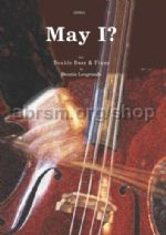 May I? (for double bass & piano)