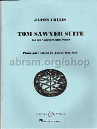 Tom Sawyer Suite (Clarinet/Piano)