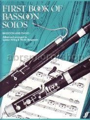 First Book of Bassoon Solos (Bassoon & Piano)