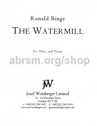 The Watermill for oboe