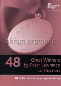 Great Winners for Treble Brass (Book only)