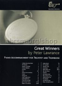 Great Winners for Trumpet, Trombone – piano accompaniment