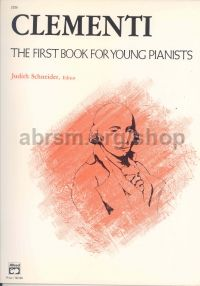First Book For Pianists Piano