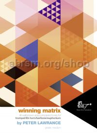 Winning Matrix for Trumpet (book only)