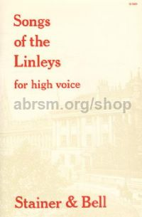 Songs Of The Linleys: Voice & piano