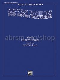 Seven Brides for Seven Brothers Vocal Selection