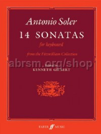 14 Sonatas for Keyboard from the Fitzwilliam Collection