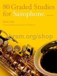 80 Graded Studies for Saxophone, Book I